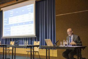 M.Jean-Jacques Rommes, Président du Conseil économique et social du Luxembourg